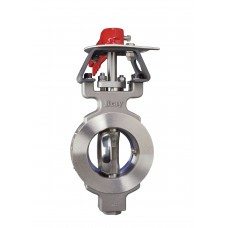 Bray S42/43 High performance butterfly valve