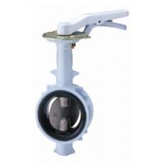 Kitz PN16DJE Ductile Iron butterfly valve